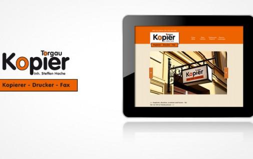 Webdesign Kopier Torgau