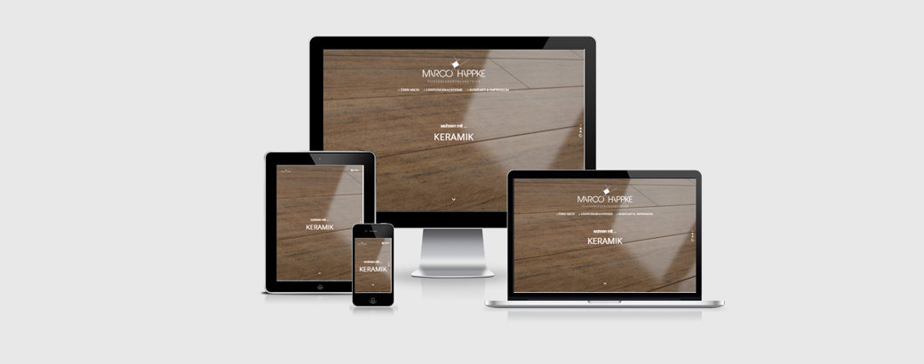Webdesign_Fliesenleger Marco Happke_by ziiiegler DESIGN