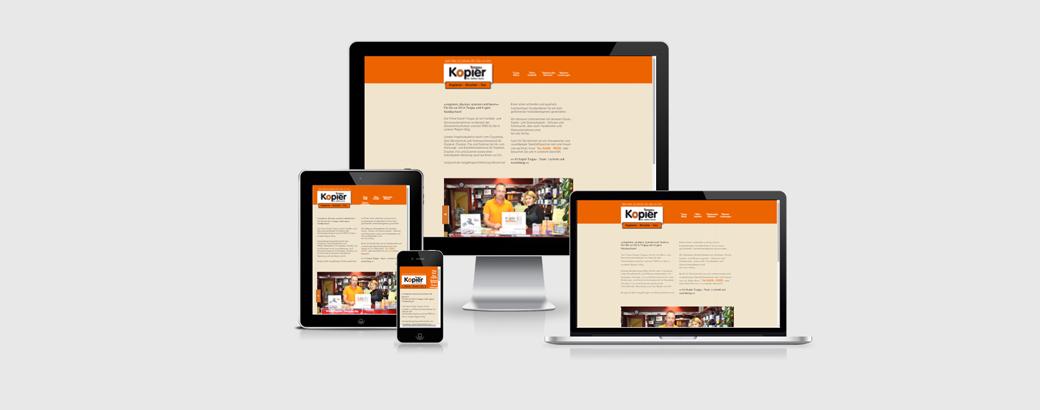 Webdesign_Kopier Torgau_by ziiiegler DESIGN