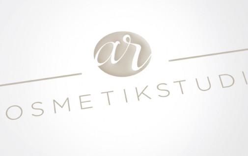 Logodesign Kosmetikstudio Anja Rauer_by ziiiegler DESIGN