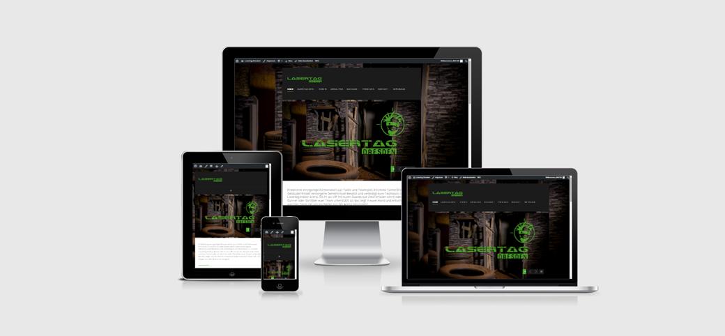 ziiiegler DESIGN_webdesign_LaserTag